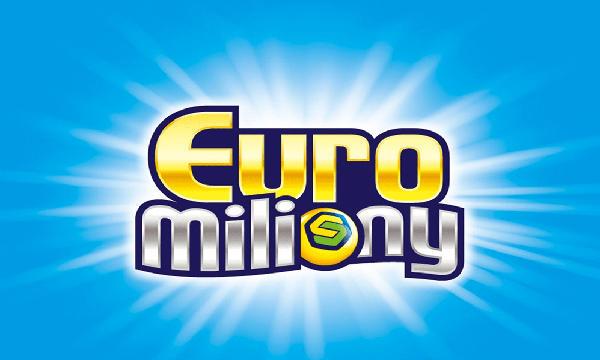 Euromiliony - SOBOTA 25. 9. 2021, 38. TÝDEN