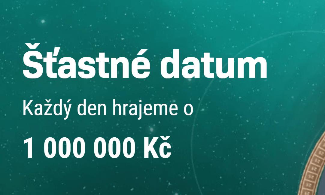 Šťastné datum - PÁTEK 8. 10. 2021, 40. TÝDEN