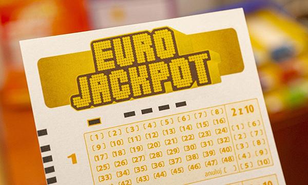 Eurojackpot - PÁTEK 17. 9. 2021, 37. TÝDEN
